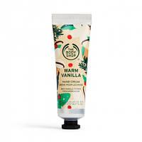 Крем для рук «Теплая ваниль» The Body Shop, 30 ml