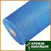 Сетка штукатурная щелочест. 5*5мм (50м.кв 145гр/м2) Masternet синяя