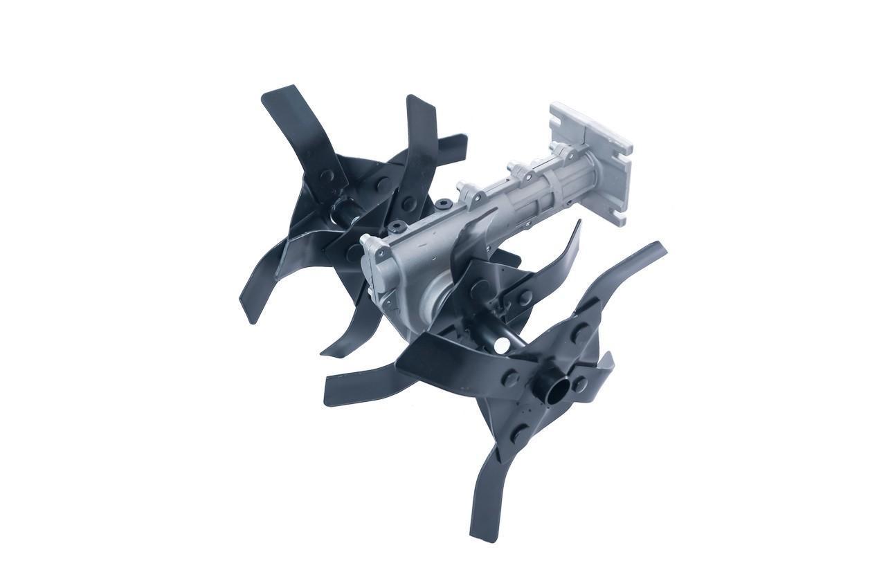 Насадка культиватор Асеса - 28 мм x 7T колесо малое