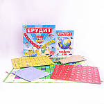 Настольная игра Arial Ерудит. Три мови. 910091-3, фото 2