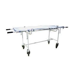 Каталка для транспортування пацієнтів зі знімними ношами ВМп-5 (візок медичний для перевезення хворих)