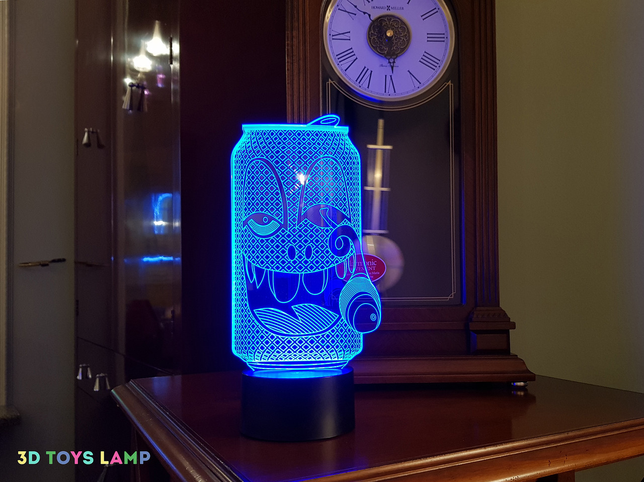 "3D лампа ""Крейзи Бир"" 3DTOYSLAMP"