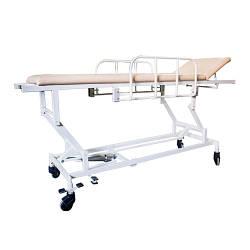 Каталка для транспортування пацієнтів ВМп-9 гідравлічна (візок медичний для перевезення хворих)
