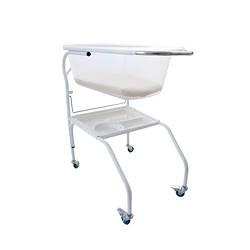 Візок для перевезення, транспортування новонароджених ВМн-1 (медична ліжко для новонародженого)