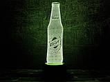 "3D ночник ""Beer"" 3DTOYSLAMP, фото 2"