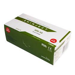 Голка карпульная стоматологічна SHINJECT 30G XS (0.3х11мм), зелений, метричний тип (100 шт)