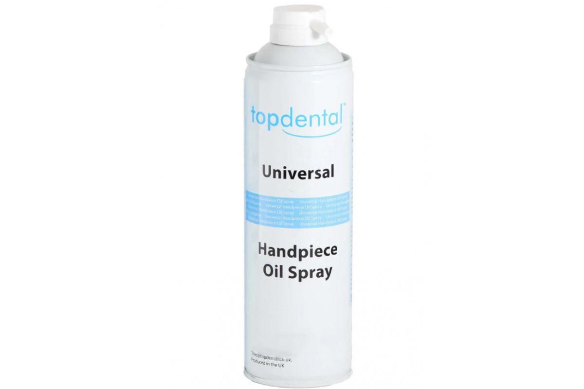Масло-спрей Topdental универсальное 500 мл (минеральное)