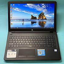 Ноутбук HP 15-bs113dx - 15`6 HD Touch\ i3-8130U\ DDR4 8GB\ SSD 240GB, фото 2