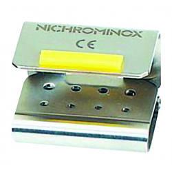 Держатель-фиксатор для стоматологических боров на 8 инструментов MX (4FG / 4 CA), 191265