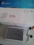 Радиатор отопителя (печки) Luzar, фото 2