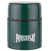 Термос пищевой PowerPlay 9003 Зеленый 500 мл