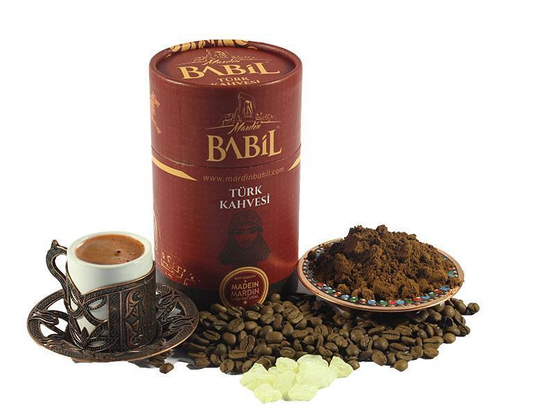Турецкий кофе Mardin Babil с мастикой 250 г