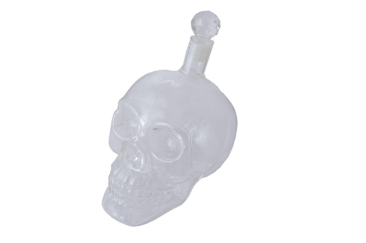 Графин для спиртного Elite - 550 мл череп EL-583