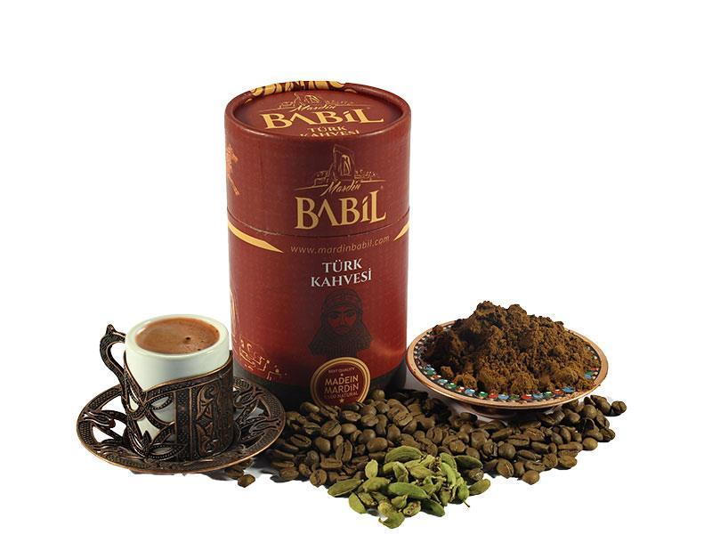 Турецкий кофе Mardin Babil с кардамоном 250 г