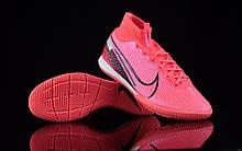 Футзалки Nike Mercurial Superfly 7 Elite TF найк меркуриал  футбольная обувь