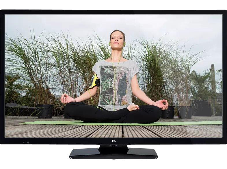 Телевизор, ОК. ОDL32651H-TB, 32 дюйма
