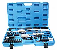 Набор для снятия форсунок с обратными молотками, головками и адаптерами SATRA S-ITSS, фото 1