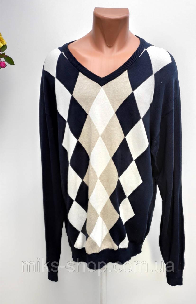 Чоловіча кофта пуловер Розмір ХL батал  ( З-27)