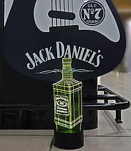 "3d светильник ""Виски"" 3DTOYSLAMP"