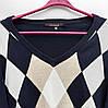 Чоловіча кофта пуловер Розмір ХL батал  ( З-27), фото 3