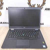 """Ноутбук б/у 14.1"""" Dell Latitude E5470 (Intel Core i3-6100U / DDR4-8 Gb / HDD 500 Gb / HDMI / USB 3.0)"""