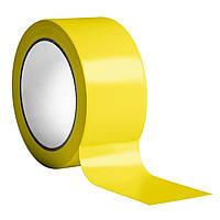 Скотч упаковочный BSV 45мм х 50м желтый