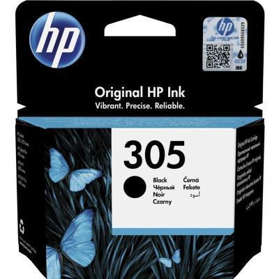 Картридж HP 305 Black (3YM61A) DJ 2320/2710/2720/4120 black