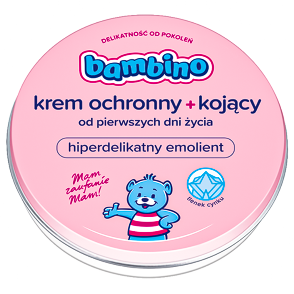 Крем для дітей BAMBINO  75ml Ochronny (4/24)