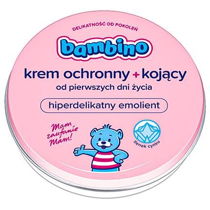 Крем для дітей BAMBINO  75ml Ochronny (4/24), фото 2