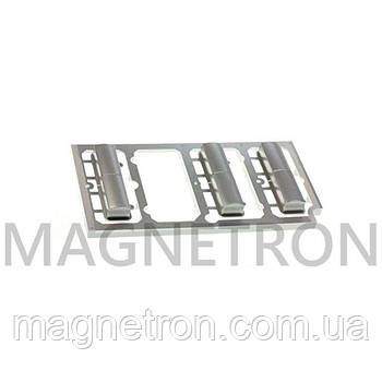 Кнопки панели управления для микроволновой печи Electrolux 50299191002