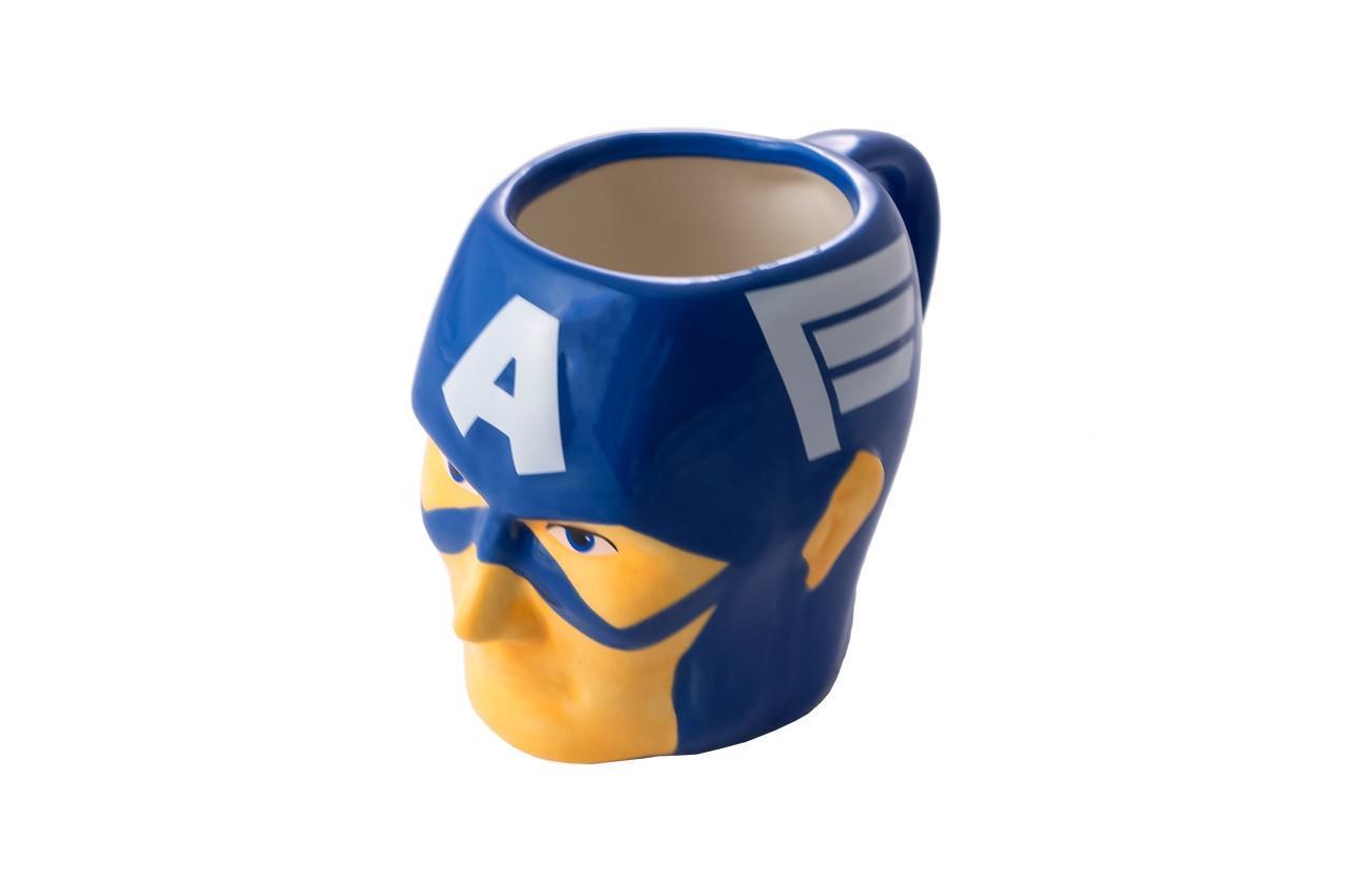 Чашка керамическая Elite - 400 мл Captain America