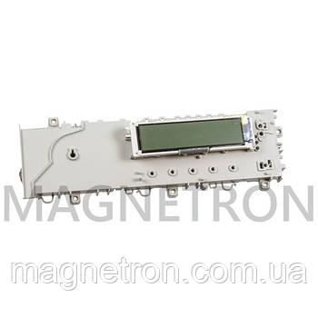 Модуль управления с индикатором для стиральных машин Electrolux EWM210 973914522620009