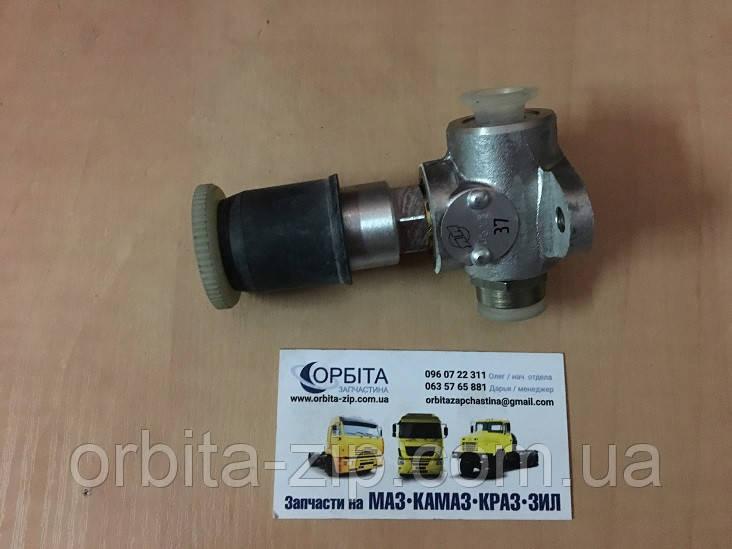 37.1141010 Насос предпусковой прокачки топлива КАМАЗ ЕВРО-1 на бак (пр-во ЯЗДА)