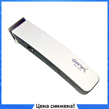 Машинка для стрижки волос, бритва, триммер GEMEI GM-586 4в1, фото 2