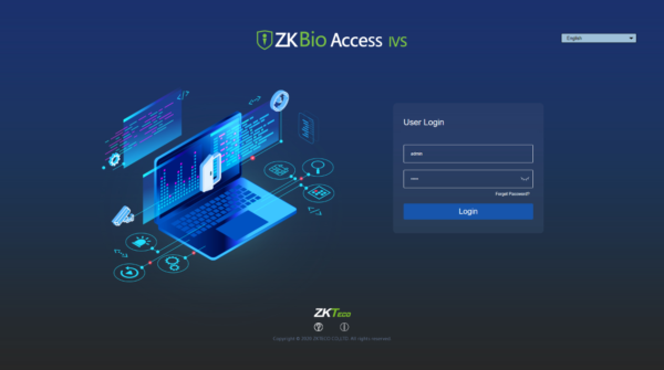 Программное обеспечение ZKBioAccess