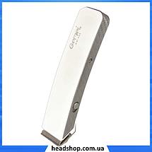 Машинка для стрижки волос, бритва, триммер GEMEI GM-586 4в1, фото 3