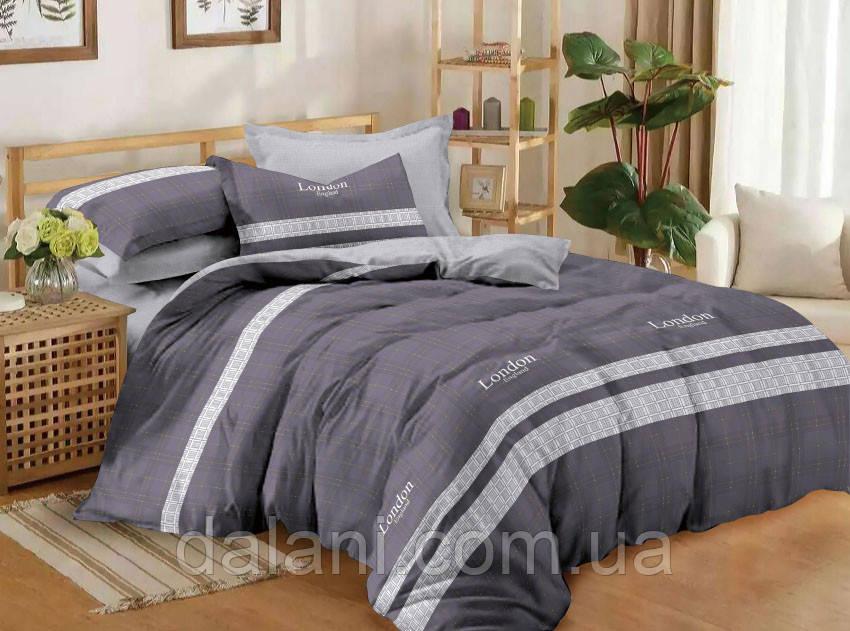 Двуспальный комплект постельного белья из сатина