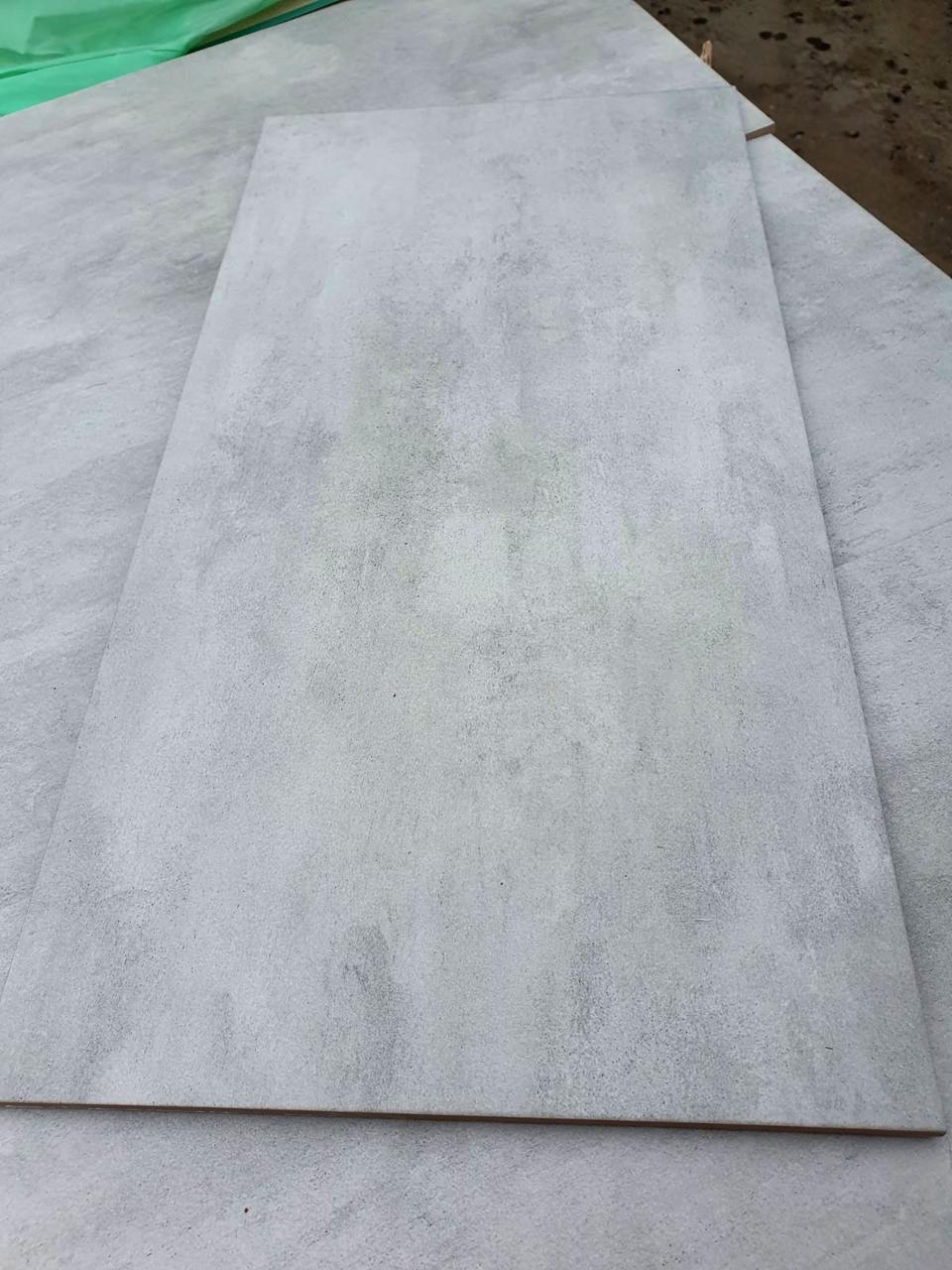 Плитка стена / пол Kendal серый 307х607мм Нескользкий керамогранит