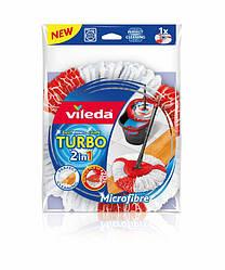 Змінний моп для швабри EasyWring & Clean TURBO, Vileda, 1 шт.