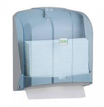 Диспенсер для листовых Z, V-сложенных бумажных полотенец