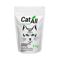 Наполнитель для котов и кошек TM CatAll 5 кг