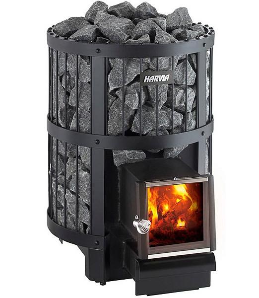 Дровяная печь для бани и сауны  HARVIA LEGEND 150-SL