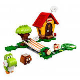 Конструктор LEGO Super Mario Дом Марио и Йоши дополнительный набор (71367), фото 2
