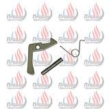 Пистолет для газовой заправки LPG, фото 5