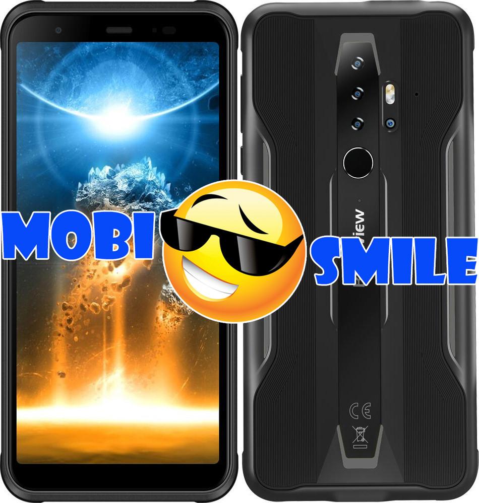 Смартфон Blackview BV6300 3/32Gb Black Гарантия 3 месяца