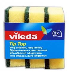 Губка кухонна класична Tip-Top Vileda, 2 шт.
