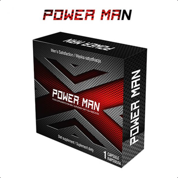 Power Man - 1 капсула