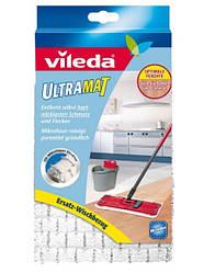 Сменный моп для швабры UltraMat Microfaser, Vileda, 1 шт.