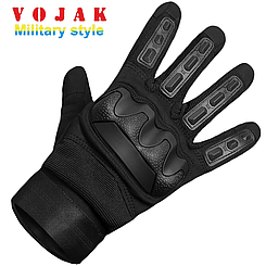 Перчатки тактические Raptor Black