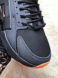 Мужские зимние кроссовки Nike Huarache X Acronym City Acrum найк хуарачи зимові кросівки Nike Air Huarache MID, фото 4